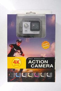 CAMERA ACTION SPORT4 K ULTRA HD AVEC WIFI style GO-PRO