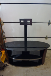 Glass T.V Stand