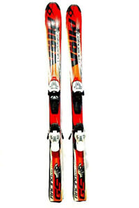 VOLKL RACETIGER JUNIOR  SKIS 120 CM PERFECT AS NEW