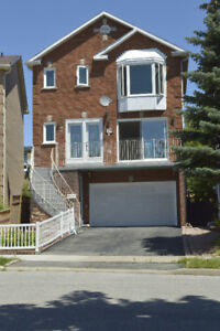 Detached Toronto House for Rent (Jane/ Weston Rd)