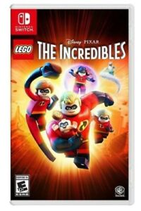 Jeux Switch Neufs Lego The Incredibles/Fire Emblem/Mario Rabbids