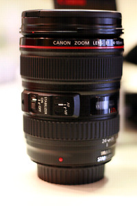 Canon 24-105mm f4L top shape!