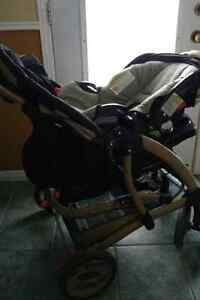 Graco Stroller & car seat Travel System
