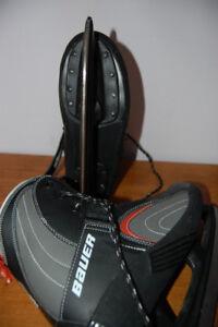 Men's Bauer Xtra 60 Skates - Size 9