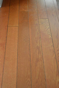 "3/4"" Oak Hardwood Flooring"