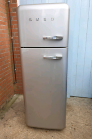 Fridge freezer SMEG