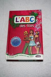 Livre pour ados - L'ABC des filles