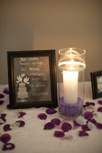 Wedding decorations (ask for pictures too many to post) Cambridge Kitchener Area image 3
