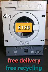 WASHING MACHINE BOSCH 6KG