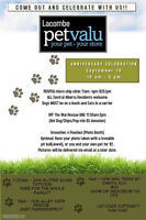 PET VALU LACOMBE MICROCHIP CLINIC