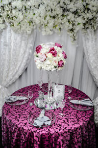 LINENS AND NAPKINS FOR SALE/RENT
