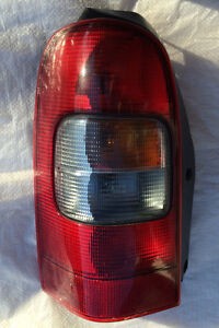 LEFT Passenger Rear Tail Light Lamp Pontiac TRANSPORT van London Ontario image 2