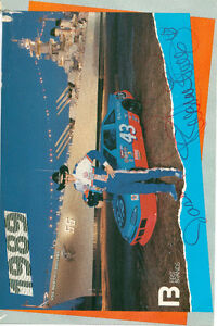 RICHARD PETTY AUTOGRAPHED SIGNED 1989 USS NORTH CAROLINA NASCAR Sarnia Sarnia Area image 1