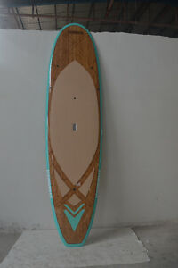 Brand New Bamboo Stand Up Paddle Boards Peterborough Peterborough Area image 6