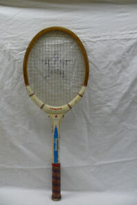 Spalding Young Star Wooden Tennis Racquet
