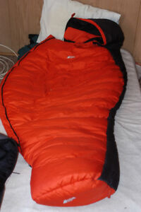 MEC minus 20 C Down Filled sleeping bag