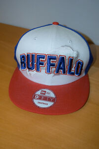 Buffalo Bills New Era Snapback