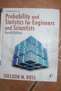 Probability and Statistics for Engineers and Scientists, Sheldon
