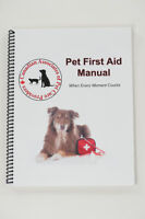 Pet First Aid Training Course - Certificate