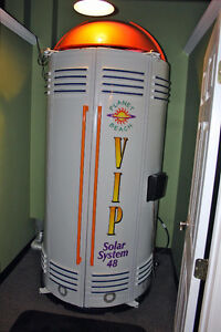 Commercial tanning equipment