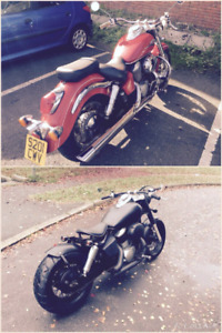Looking for a project bike 750cc and over.