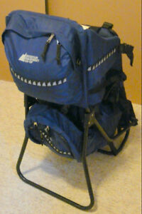 ddb85226f9a MEC - HAPPY TRAILS -CHILD WALKING HIKING BACKPACK CARRIER