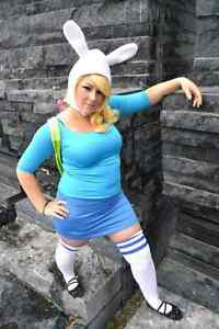 Fiona from adventure time costume  Kitchener / Waterloo Kitchener Area image 1