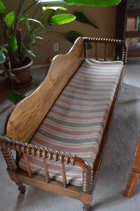 Antique Deacon Grannie's Bench
