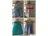 Girl 3-6 mth summer clothes bundle