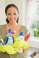 House Cleaning Lady- Flat rates - Move in Move Out Cleans