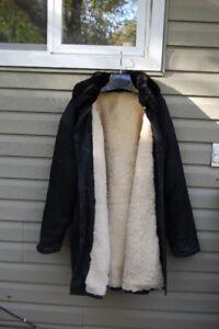 Sheep skin jacket