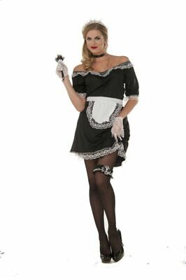 French Maid Adult Costume - Forum Novelties (Adult French Maid)