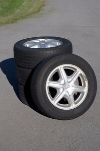 "15"" Oldsmobile Alero Alloy Rims with Tires"