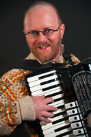 Accordion lessons, mobile services
