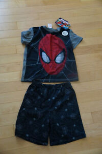 Spiderman Pajamas - Brand New with Tags