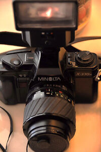 Minolta Camera Package for sale