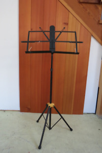 Hercules Collapsible Music Stand (used twice)