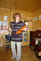Violin, Piano & Music Theory Lessons