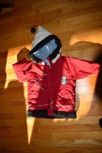 Manteau d'hiver -2 ans -Mini Pinzel