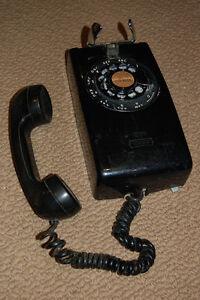 Collection of Northern Electric phones