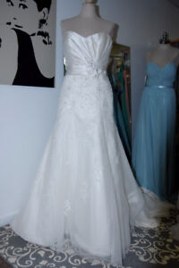Beautiful New Wedding Gown