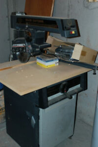 2.75 HP 10 inch rotary saw table Craftsman