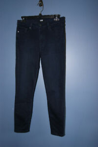 PAIGE- HOXTON HIGH-RISE ULTRA-SKINNY JEANS