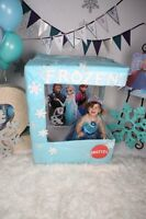 Frozen photo booth