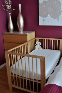 IKEA Gulliver crib/toddler bed