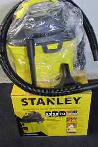 Stanley wet and dry vacuum