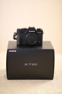 Fujifilm X-T20 Black Body
