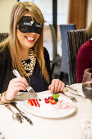 Volunteers wanted for CNIB Dining in the Dark fundraiser