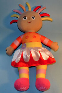 """Large 23"""" In the Night Garden UPSY DAISY Cloth Doll Plush Toy"""
