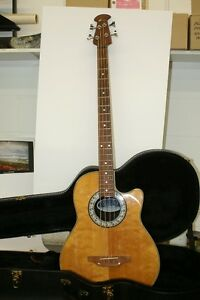 Ovation Acoustic Bass